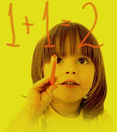 matematicas niños